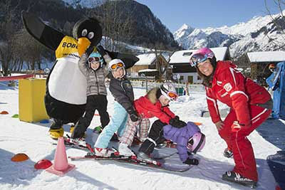 Kids-Club in Kaprun